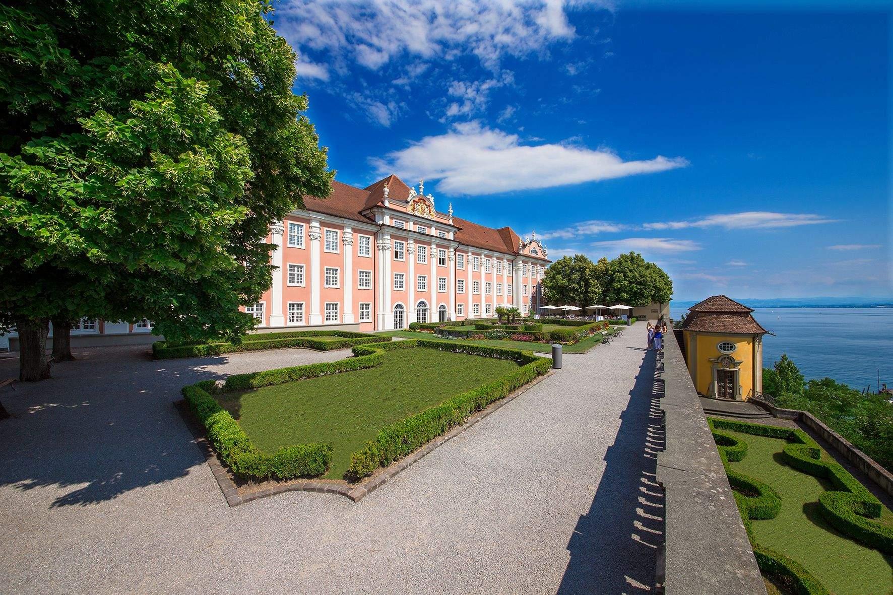 Meersburg New Palace; photo: Staatliche Schlösser und Gärten Baden-Württemberg, Helmuth Scham