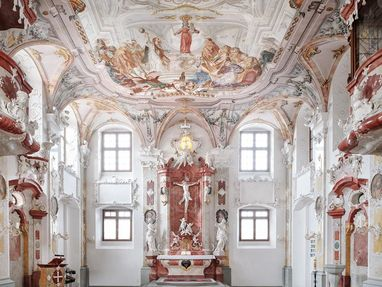 Neues Schloss Meersburg, Kirche