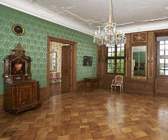Ausstellungsraum, Neues Schloss Meersburg