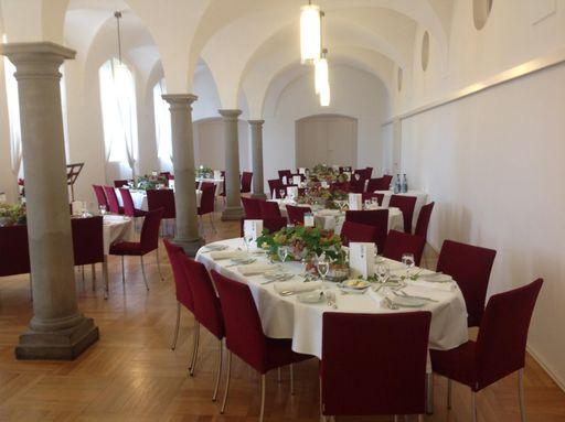 Neues Schloss Meersburg, Bagnato-Saal