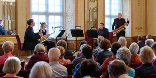 Konzert im Neuen Schloss Meersburg